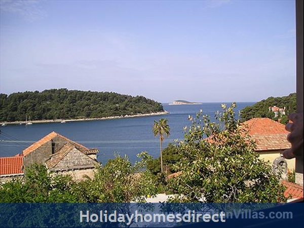 2 Bedroom Villa In Cavtat Near Dubrovnik, Sleeps 4-6 (du028): Image 2