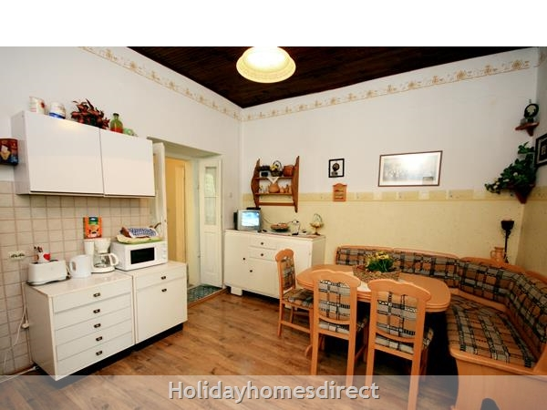 3 Bedroom Villa With Pool In Dubrovnik, Sleeps 6-8 (du057): Image 3
