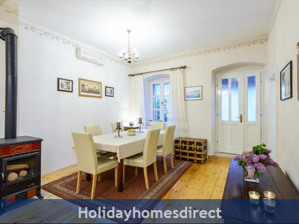 3 Bedroom Villa With Pool In Dubrovnik, Sleeps 6-8 (du057): Image 7