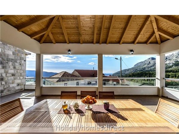 6 Bedroom Villa With Pool In Konavle Valley, Near Dubrovnik - Sleeps 12 (du130): Image 3