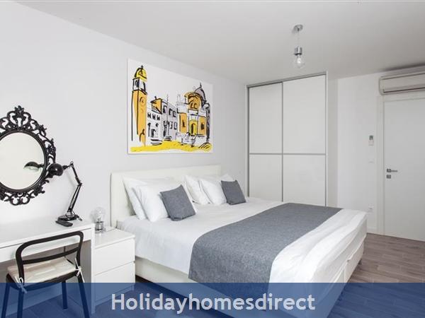 5 Bedroom Villa With Pool Near Dubrovnik, Sleeps 10-12 (du132): Image 6
