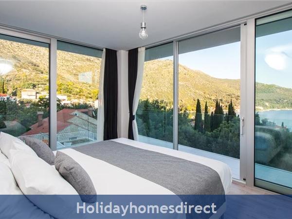 5 Bedroom Villa With Pool Near Dubrovnik, Sleeps 10-12 (du132): Image 5