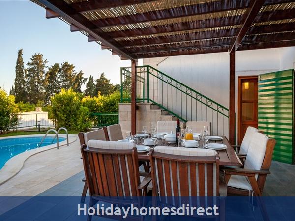 Villa Dane, Hvar – 4 Bedroom Villa With Pool: Image 7