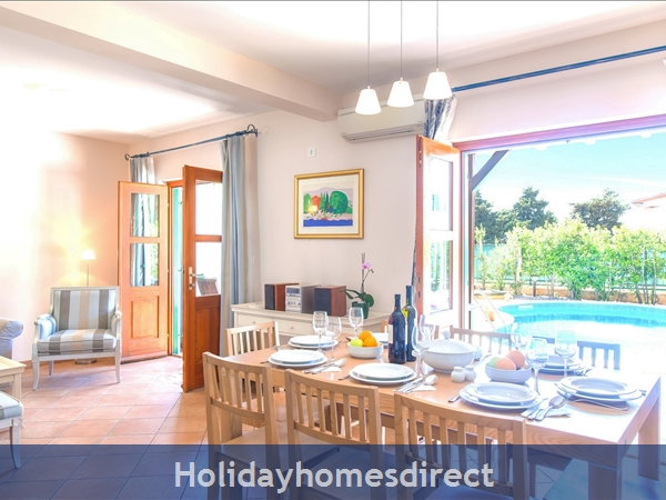 Villa Cvita, Hvar – 4 Bedroom Villa With Pool: Image 5