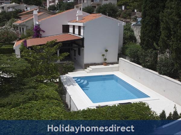 Villa Skalinada, Baska Voda – 5 Bedroom Villa With Pool: Image 2