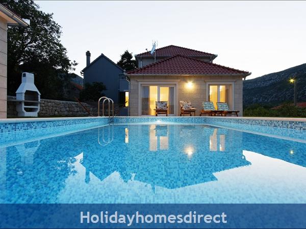 Villa Župa, Župa – 3 Bedroom Villa With Pool: Image 21