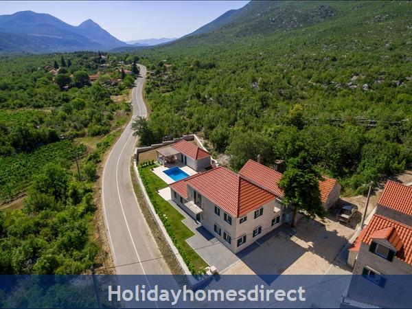 Villa Župa, Župa – 3 Bedroom Villa With Pool: Image 6
