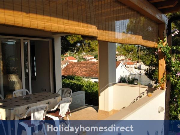 Holiday House Ida, Milna, Brac Island – 3 Bedroom House: Image 4