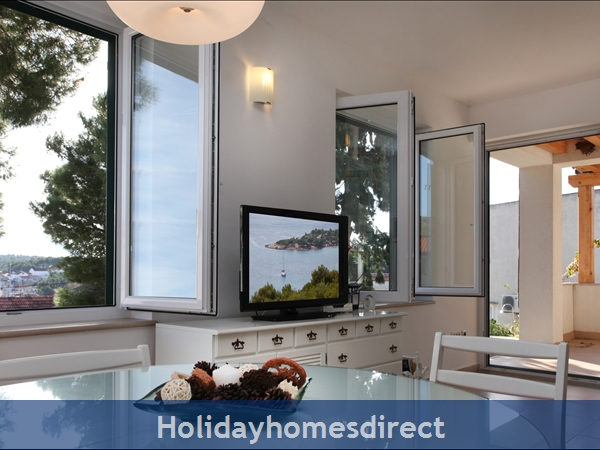 Holiday House Ida, Milna, Brac Island – 3 Bedroom House: Image 7