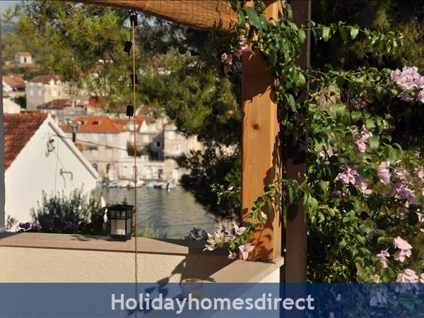 Holiday House Ida, Milna, Brac Island – 3 Bedroom House: Image 5