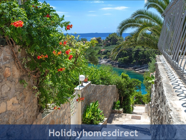 Holiday House Pupa, Sumartin, Brac Island – 3 Bedroom House: Image 4