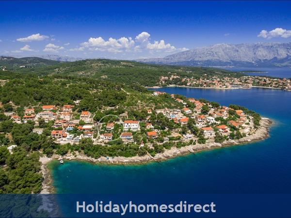 Holiday House Pupa, Sumartin, Brac Island – 3 Bedroom House: Image 3