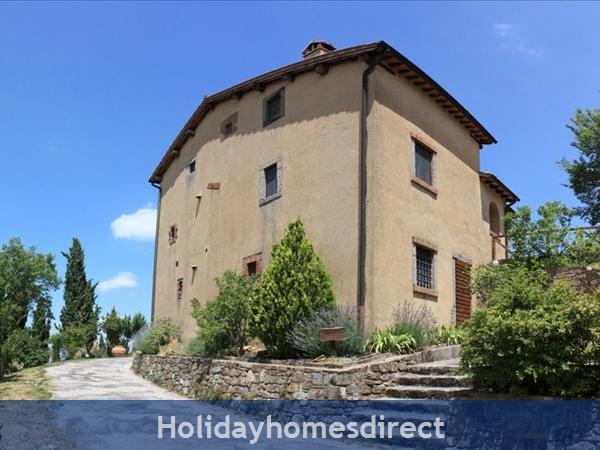 La Chiesina Villa Tuscany: Image 9