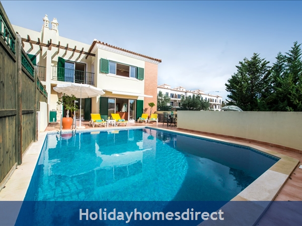 Villa fonte 5 – 3 bedroom holiday villa in Sta. Barbara de Nexe Algarve
