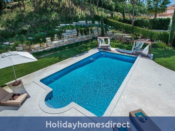 Villa Oasis – 5 Bedroom Holiday Villa In Quinta Do Lago Algarve: Image 6