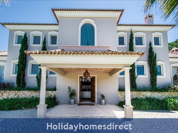 Villa Oasis – 5 Bedroom Holiday Villa In Quinta Do Lago Algarve: Image 2
