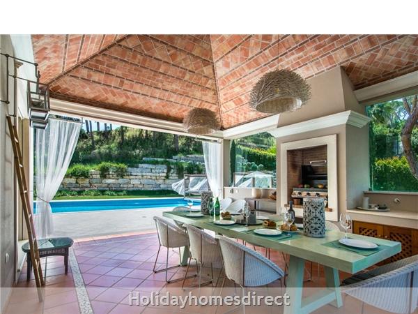Villa Oasis – 5 Bedroom Holiday Villa In Quinta Do Lago Algarve: Image 7