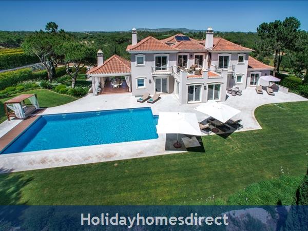 Villa Oasis – 5 Bedroom Holiday Villa In Quinta Do Lago Algarve: Image 3