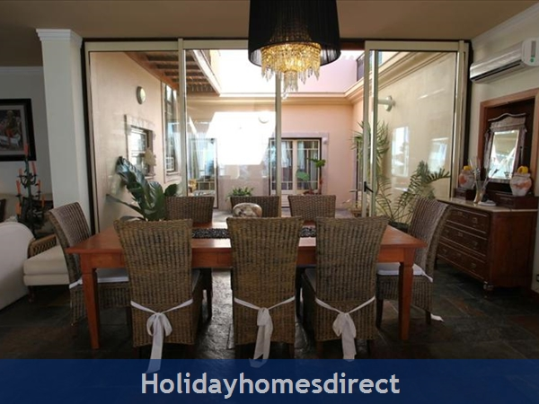 Villa Santa Eulalia – 6 Bedroom Holiday Villa In Albufeira Algarve: Image 13