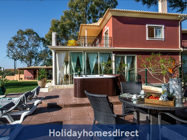 Villa Santa Eulalia – 6 Bedroom Holiday Villa In Albufeira Algarve: Image 5