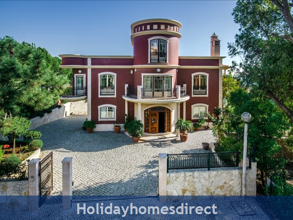 Villa Santa Eulalia – 6 bedroom holiday villa in Albufeira Algarve