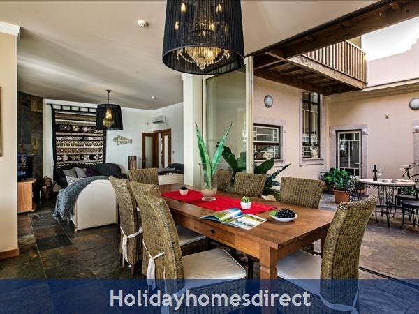 Villa Santa Eulalia – 6 Bedroom Holiday Villa In Albufeira Algarve: Image 12