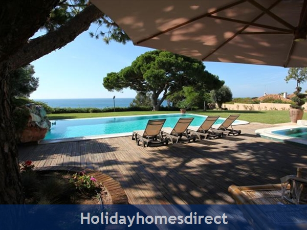 Villa Santa Eulalia – 6 Bedroom Holiday Villa In Albufeira Algarve: Image 7