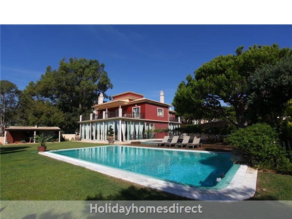 Villa Santa Eulalia – 6 Bedroom Holiday Villa In Albufeira Algarve: Image 2