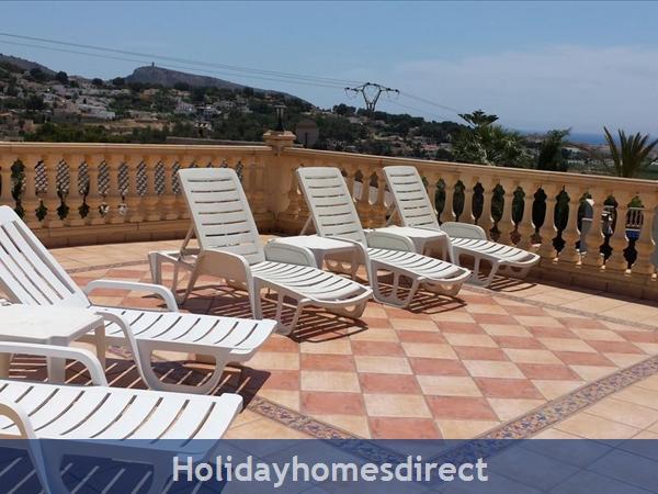 5 Bedroom Villa With Pool In Moraira, Costa Blanca, Spain: Image 4