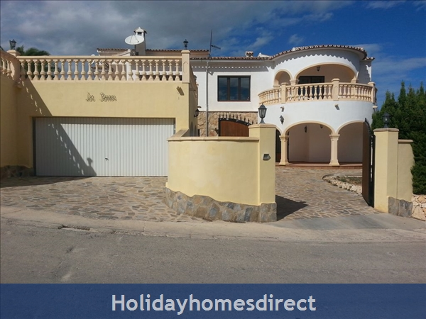 5 Bedroom Villa With Pool In Moraira, Costa Blanca, Spain: Image 5