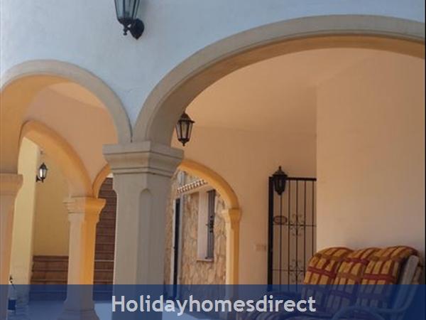 5 Bedroom Villa With Pool In Moraira, Costa Blanca, Spain: Image 7