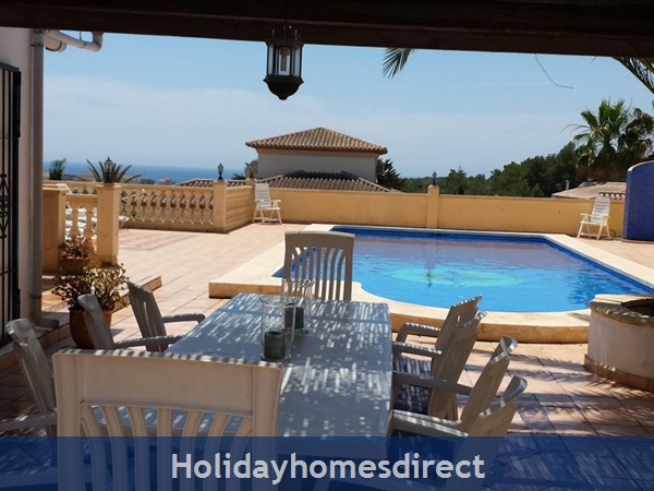 5 Bedroom Villa With Pool In Moraira, Costa Blanca, Spain: Image 2