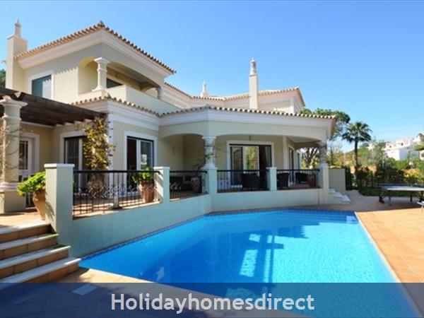 Villa Happy, Dunas Douradas
