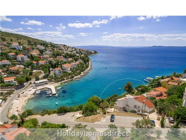Holiday Home Duje Ciovo Island: Image 8
