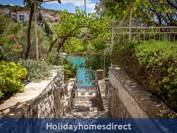 Holiday Home Duje Ciovo Island: Image 5