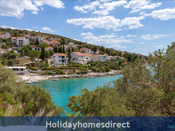 Holiday Home Duje Ciovo Island: Image 4