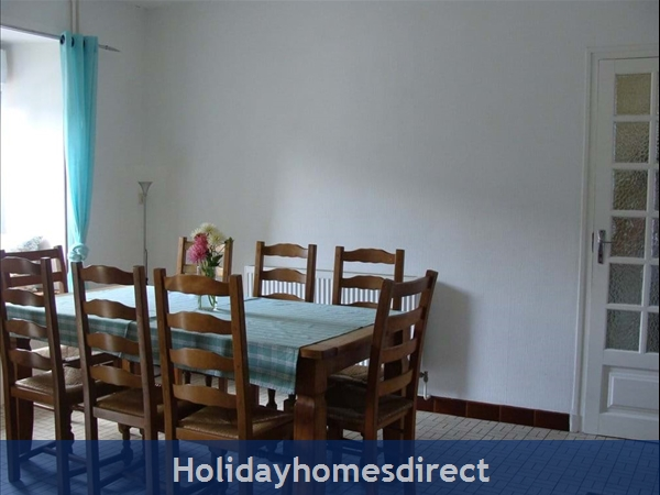 Holiday Homes Brittany With Heated Salt Water Pool: Image 5
