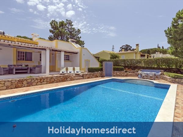 Quinta Do Rosal, Carvoeiro – Townhouses And 3/4 Bedroom Villas With Pools: Image 6