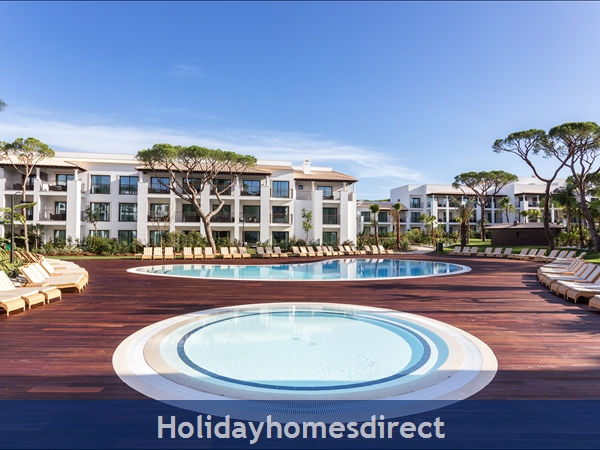 Pine Cliffs Gardens – 1,2 And 3 Bedroom Luxury Suites – Olhos De Agua Albufeira: Image 3