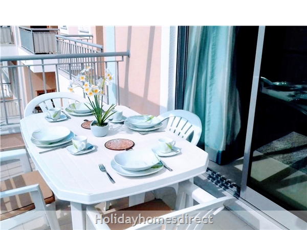 Lovely 2 Bedroom Apartment Aqua Brisa With Swimming Pool, Near Olhos D'agua Beach: Image 3