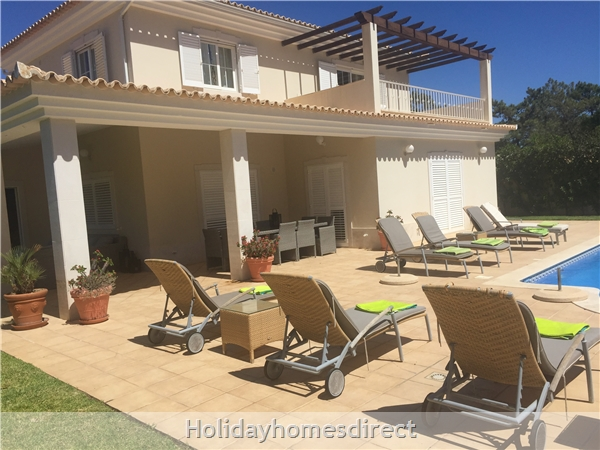 Exclusive 5 Bed Villa Rental In Varandas Do Lago (1096): Image 4