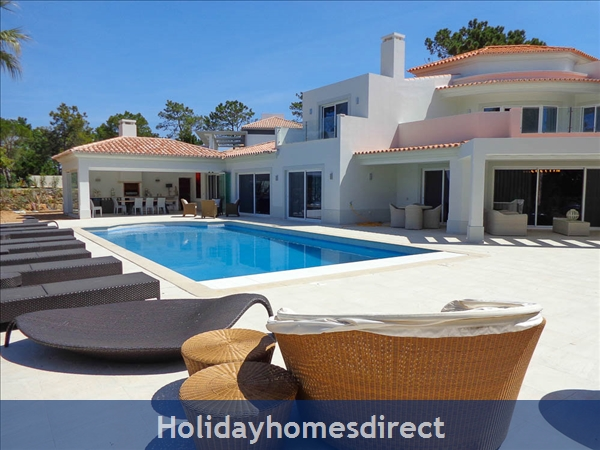 6 bedroom villa Quinta Do Lago (2363)