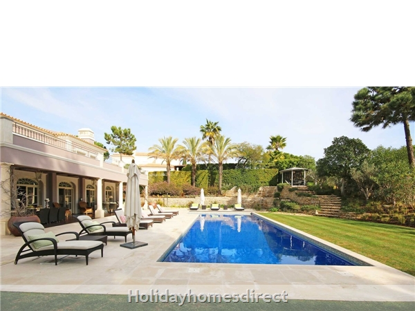 Stunning 5 Bedroom Villa At Quinta Do Lago (2255): Image 5