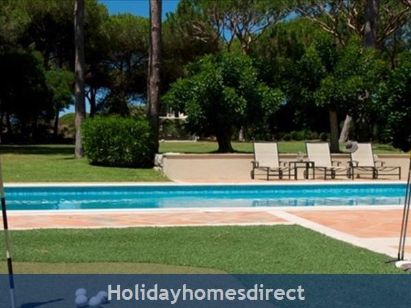 4 Bedroom Luxury Villa To Rent Quinta Do Lago (1473): Image 6