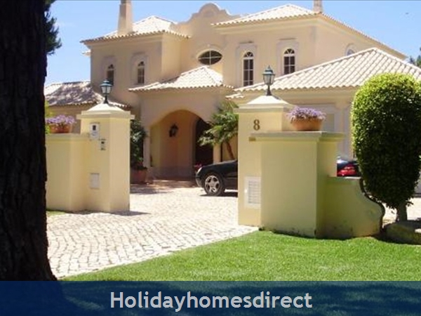 Quinta Do Lago Luxury Villa Rental 4 Bedrooms (1208): Image 7