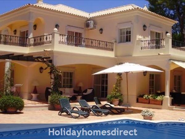 Quinta Do Lago Luxury Villa Rental 4 Bedrooms (1208): Image 9
