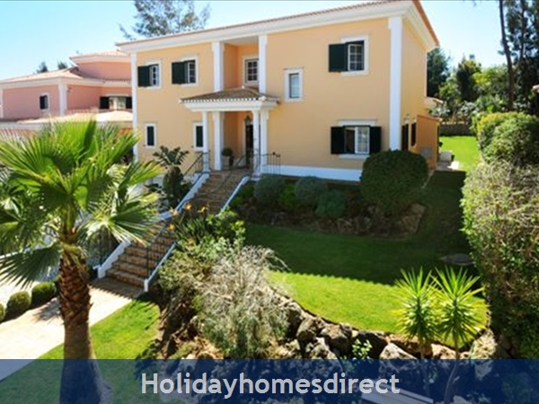 Luxurious 4 Bedroom Villa Monte Da Quinta (2418): Image 5
