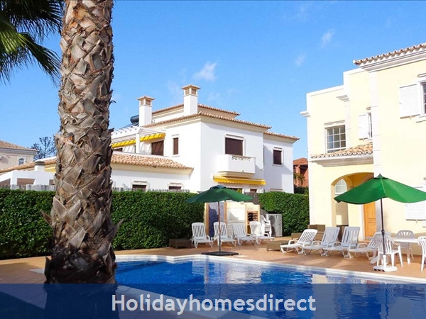 Luxury 4 Bedroom Villa Close To Vale Do Lobo (1142): Image 3