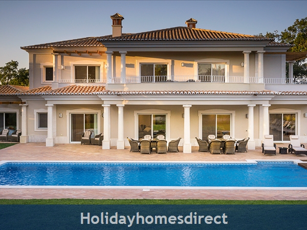 Luxurious 5 Bedroom Villa Close To Vale Do Lobo (2400): Image 2