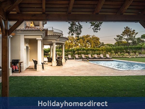 Luxurious 5 Bedroom Villa Close To Vale Do Lobo (2400): Image 5